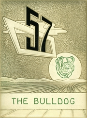 1957 Edition, Peetz High School - Bulldog Yearbook (Peetz, CO)