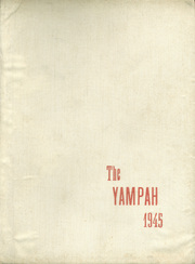 1945 Edition, Garfield County High School - Yampah Yearbook (Glenwood Springs, CO)