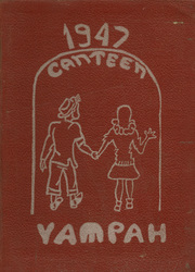 1947 Edition, Garfield County High School - Yampah Yearbook (Glenwood Springs, CO)