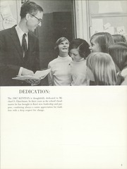 Page 7, 1967 Edition, Kent Denver School - Kentian Yearbook (Englewood, CO) online yearbook collection