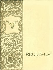 Page 1, 1957 Edition, Agate High School - Roundup Yearbook (Agate, CO) online yearbook collection