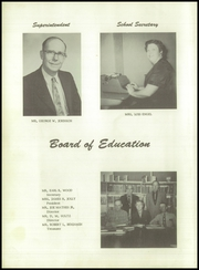 Page 10, 1957 Edition, Agate High School - Roundup Yearbook (Agate, CO) online yearbook collection
