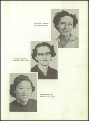 Page 13, 1957 Edition, Agate High School - Roundup Yearbook (Agate, CO) online yearbook collection