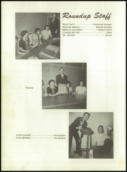 Page 6, 1957 Edition, Agate High School - Roundup Yearbook (Agate, CO) online yearbook collection
