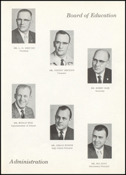 Page 11, 1960 Edition, Platteville High School - Bear Tracks Yearbook (Platteville, CO) online yearbook collection