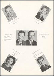 Page 15, 1960 Edition, Platteville High School - Bear Tracks Yearbook (Platteville, CO) online yearbook collection