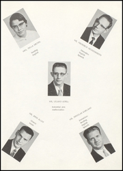 Page 17, 1960 Edition, Platteville High School - Bear Tracks Yearbook (Platteville, CO) online yearbook collection