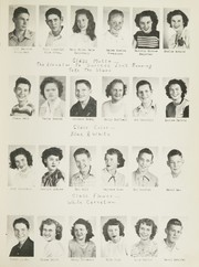 Page 14, 1949 Edition, Keenesburg High School - Skipper Yearbook (Keenesburg, CO) online yearbook collection