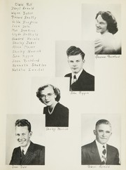 Page 9, 1949 Edition, Keenesburg High School - Skipper Yearbook (Keenesburg, CO) online yearbook collection