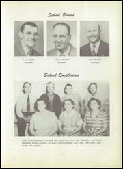 Page 11, 1951 Edition, Crook High School - Mallard Yearbook (Crook, CO) online yearbook collection