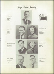 Page 15, 1951 Edition, Crook High School - Mallard Yearbook (Crook, CO) online yearbook collection