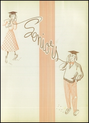 Page 17, 1951 Edition, Crook High School - Mallard Yearbook (Crook, CO) online yearbook collection