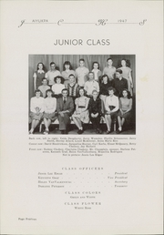 Page 16, 1947 Edition, Jackson County High School - Aiyukpa Yearbook (Walden, CO) online yearbook collection