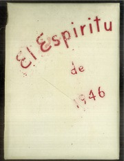 1946 Edition, Claremont High School - El Espiritu Yearbook (Claremont, CA)