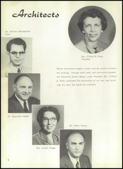 Page 12, 1954 Edition, Claremont High School - El Espiritu Yearbook (Claremont, CA) online yearbook collection