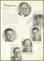 Page 13, 1954 Edition, Claremont High School - El Espiritu Yearbook (Claremont, CA) online yearbook collection