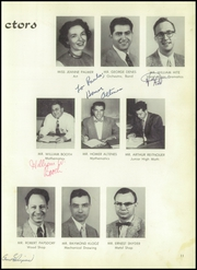 Page 15, 1954 Edition, Claremont High School - El Espiritu Yearbook (Claremont, CA) online yearbook collection