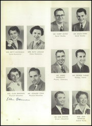 Page 16, 1954 Edition, Claremont High School - El Espiritu Yearbook (Claremont, CA) online yearbook collection