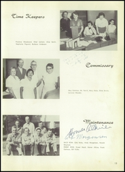 Page 17, 1954 Edition, Claremont High School - El Espiritu Yearbook (Claremont, CA) online yearbook collection