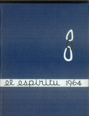 1964 Edition, Claremont High School - El Espiritu Yearbook (Claremont, CA)