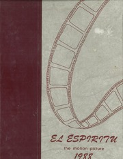 1988 Edition, Claremont High School - El Espiritu Yearbook (Claremont, CA)