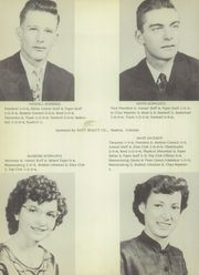 Vona High School - Wildcat Yearbook (Vona, CO) online yearbook collection, 1954 Edition, Page 12