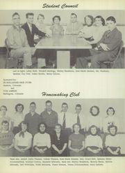 Vona High School - Wildcat Yearbook (Vona, CO) online yearbook collection, 1954 Edition, Page 40