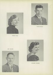 Mountair High School - Le Resume Yearbook (Lakewood, CO) online yearbook collection, 1952 Edition, Page 43