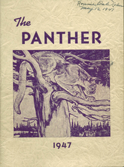 Page 1, 1947 Edition, Minturn High School - Panther Yearbook (Minturn, CO) online yearbook collection