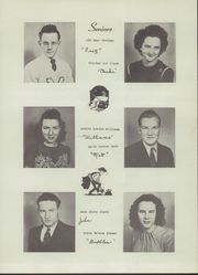 Page 13, 1947 Edition, Minturn High School - Panther Yearbook (Minturn, CO) online yearbook collection