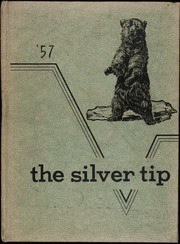 1957 Edition, Yampa Union High School - Silver Tip Yearbook (Yampa, CO)