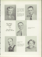 Page 11, 1955 Edition, Oak Creek Union High School - Miner Yearbook (Oak Creek, CO) online yearbook collection
