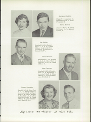 Page 15, 1955 Edition, Oak Creek Union High School - Miner Yearbook (Oak Creek, CO) online yearbook collection