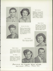 Page 17, 1955 Edition, Oak Creek Union High School - Miner Yearbook (Oak Creek, CO) online yearbook collection
