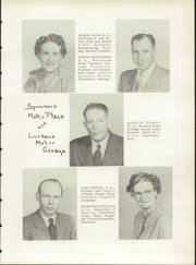 Page 9, 1955 Edition, Oak Creek Union High School - Miner Yearbook (Oak Creek, CO) online yearbook collection