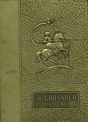 1941 Edition, Garden Home High School - Crusader Yearbook (Denver, CO)