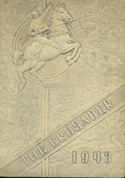 1943 Edition, Garden Home High School - Crusader Yearbook (Denver, CO)