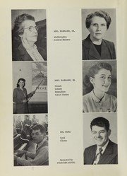 Page 12, 1953 Edition, Middle Park High School - Journeys End Yearbook (Granby, CO) online yearbook collection