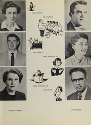 Page 11, 1954 Edition, Middle Park High School - Journeys End Yearbook (Granby, CO) online yearbook collection
