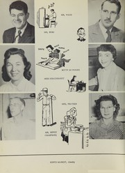 Page 12, 1954 Edition, Middle Park High School - Journeys End Yearbook (Granby, CO) online yearbook collection