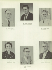 Page 15, 1959 Edition, Campion Academy - Mountain Echoes Yearbook (Loveland, CO) online yearbook collection
