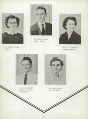 Page 16, 1959 Edition, Campion Academy - Mountain Echoes Yearbook (Loveland, CO) online yearbook collection