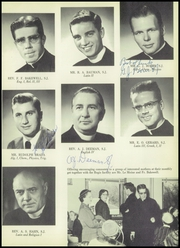Page 13, 1956 Edition, Saint John Francis Regis High School - Regis Yearbook (Denver, CO) online yearbook collection