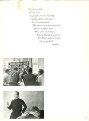 Page 9, 1965 Edition, Saint John Francis Regis High School - Regis Yearbook (Denver, CO) online yearbook collection