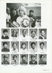 Page 17, 1987 Edition, Milliken Middle School - Milliken Mustang Yearbook (Milliken, CO) online yearbook collection