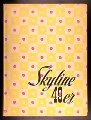 Page 1, 1949 Edition, Colorado Womens College - Skyline Yearbook (Denver, CO) online yearbook collection