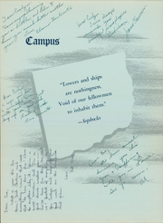 Page 8, 1950 Edition, Colorado Womens College - Skyline Yearbook (Denver, CO) online yearbook collection