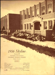 Page 5, 1956 Edition, Colorado Womens College - Skyline Yearbook (Denver, CO) online yearbook collection