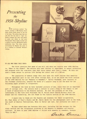 Page 6, 1956 Edition, Colorado Womens College - Skyline Yearbook (Denver, CO) online yearbook collection