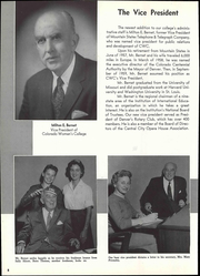 Page 12, 1960 Edition, Colorado Womens College - Skyline Yearbook (Denver, CO) online yearbook collection
